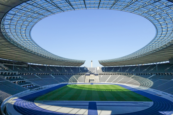 olympic stadium 4: The olympic stadium in Berlin