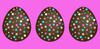 Three Easter Eggs 2