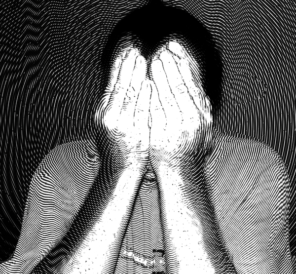Victim 6: A dramatic woodcut effect of a man covering his face with his hands. Could lillustrate psychiatric illness, torture, victimisation, road trauma, despair, grief, etc. You may prefer:  http://www.rgbstock.com/photo/nbvwcHa/ or http://www.rgbstock.com/photo/