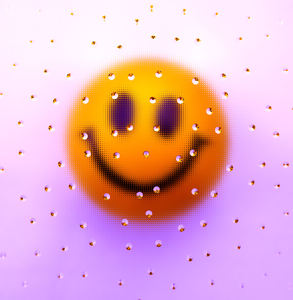 huilen van het lachen emoticon