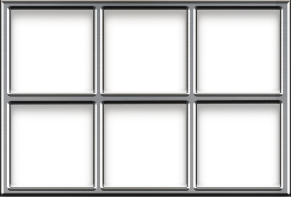 silver window frame 3: silver window frames-CG