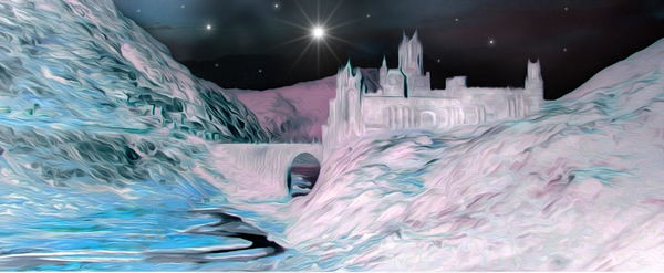 frozen city: frozen city-graphic