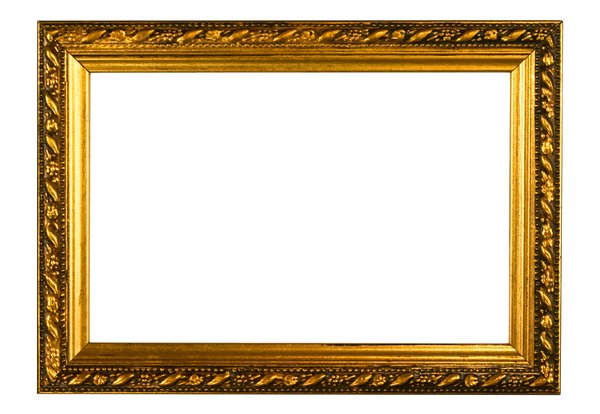 gold picture frame border  Free stock photos - Rgbstock - Free stock images