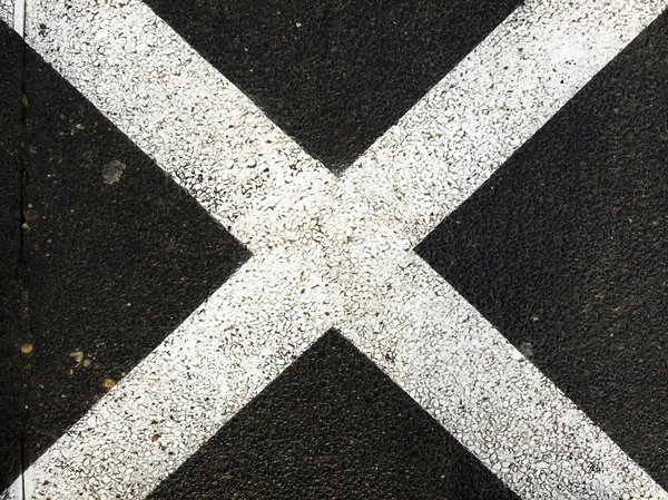 cross: road cross