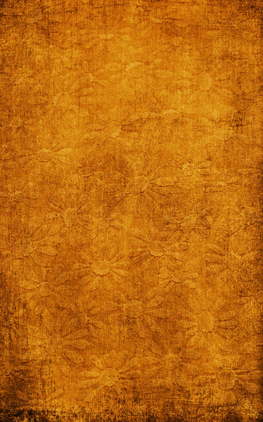 Grunge flower texture: grunge flower background