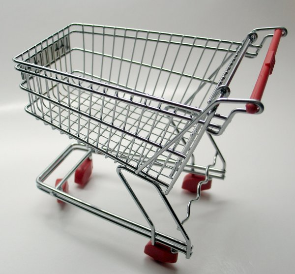 shopping cart 1: none
