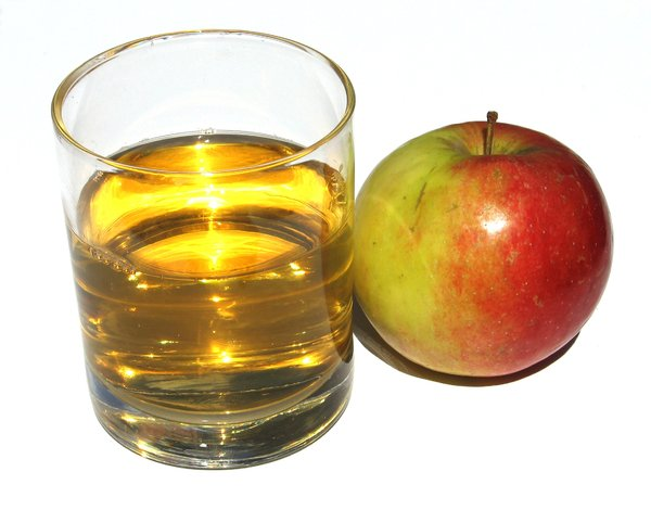 apple juice 1: none
