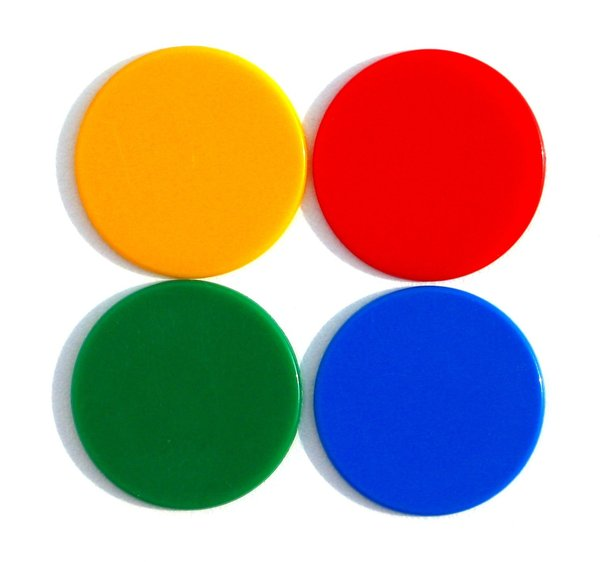 colored disks 2: none