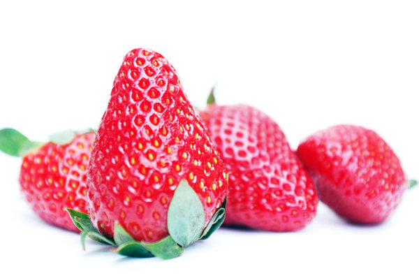 Strawberries.: Some tastefull strawberries. If you take some away then you will have this one ... http://sxc.hu/browse.phtm ..