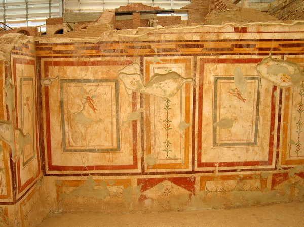 Free stock photos rgbstock free stock images mural for Ancient greek mural