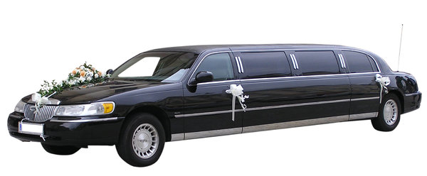 Wedding limo: A wedding limousine.Please comment this shot or mail me if you found it useful. Just to let me know!I would be extremely happy to see the final work even if you think it is nothing special! For me it is (and for my portfolio).