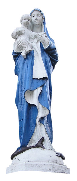 St Maria: St Maria figurine from Zielonka, Poland.Please comment this shot or mail me if you found it useful. Just to let me know!I would be extremely happy to see the final work even if you think it is nothing special! For me it is (and for my portfolio)!