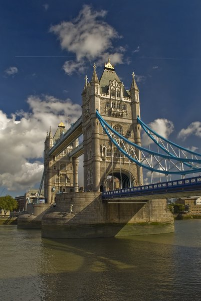 Tower Bridge: Tower Bridge in London