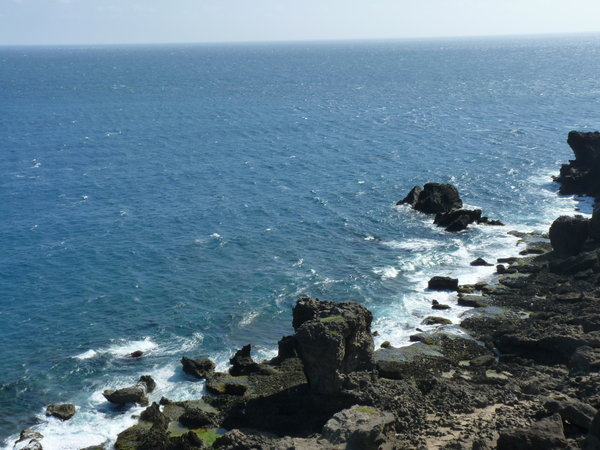 Coastline in Taiwan: Coastline