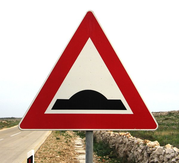 road sign 2: none