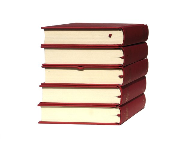 red books 5: none
