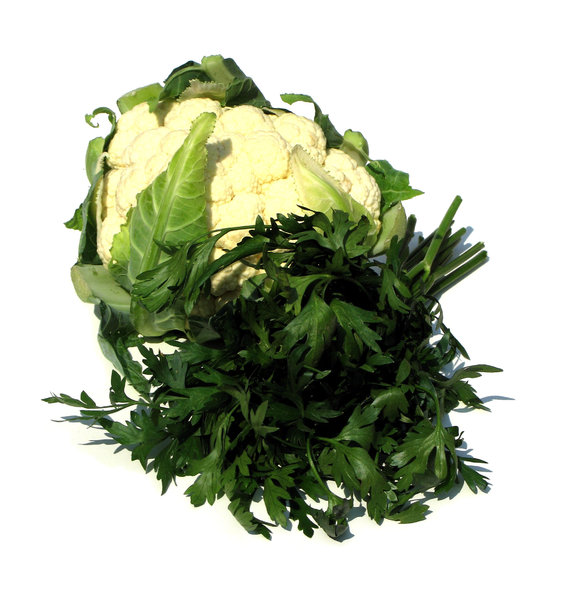 fresh parsley 1: none