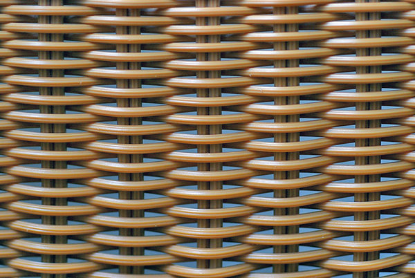 Wattle texture 1: Pattern with wicker pleat