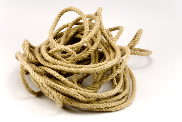 Rope: Skein of line