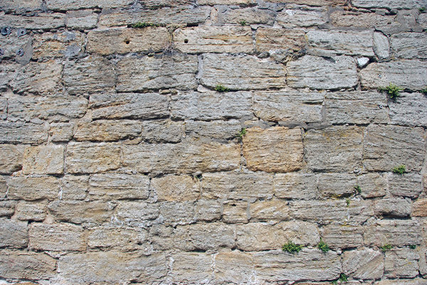 Medieval stone wall texture 3: Stone wall from middle ages, pattern