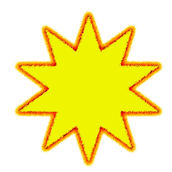 star 1  Coloured star shape Images - Frompo