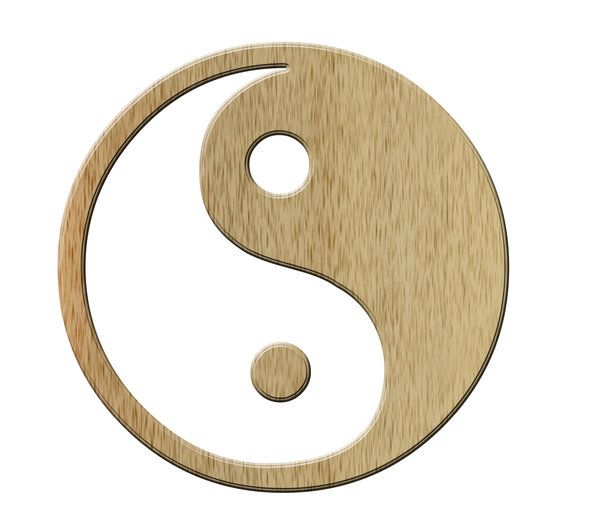 Yin Yang symbol 5: Chinese sign of balance