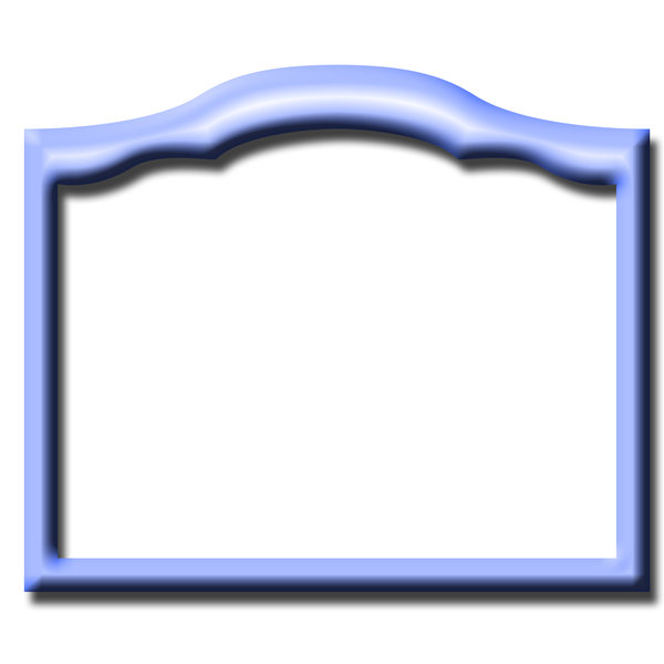 Photo frame - square 2: Frame for shot or painting