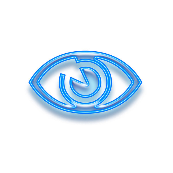 Eye pictogram 5: Icon of eye