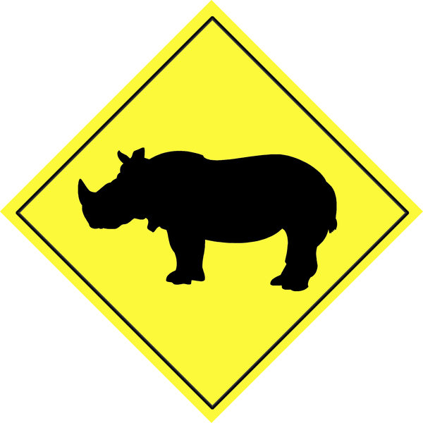 warning sign   animal 3 free stock photos   rgbstock  free stock