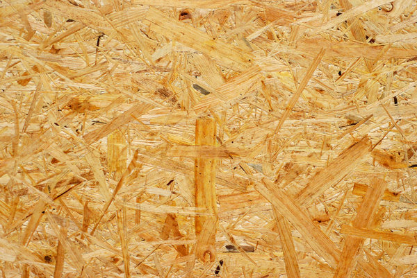 Particle board - texture 1: Chipboard - pattern