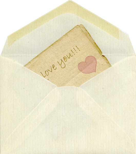 Happy Valentine's Day  2: Old love letter