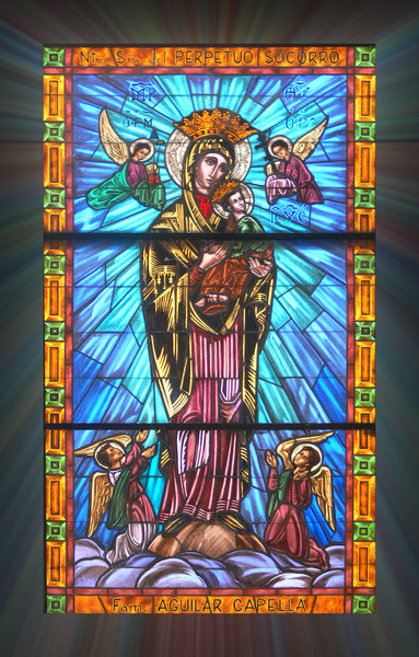 Stained Glass Window: Stained Glass Windows in the dominican Republic