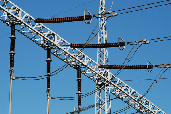 High Voltage 1: High Voltage power distribution equipment.