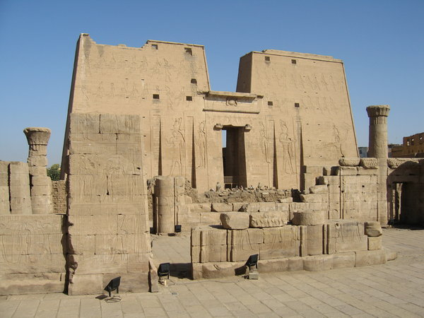 Edfu: Egyptian Temple