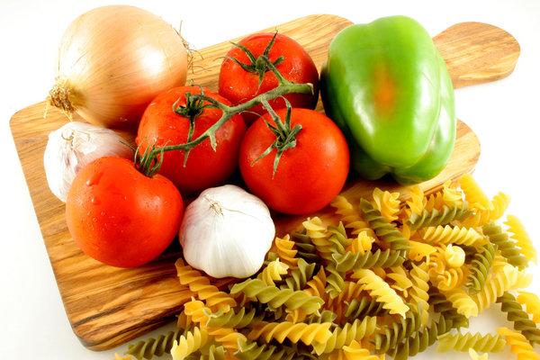 Healthy Pasta Meal Ingredients: http://www.scottliddell.n ..