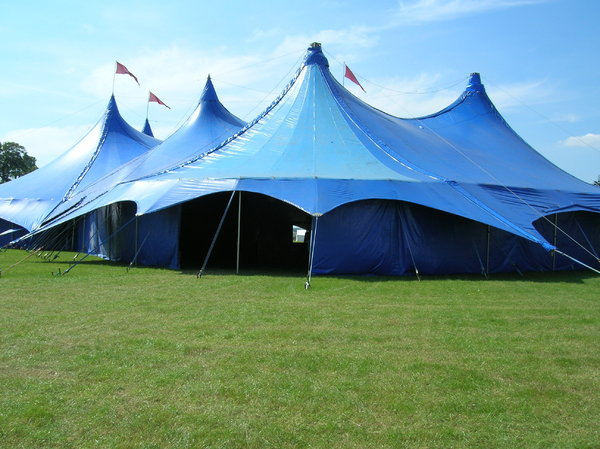 Marquee: A large marquee