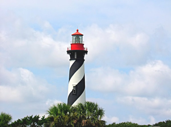 LightHouse 2: Sea Beacon in St. Augustine, Fl.