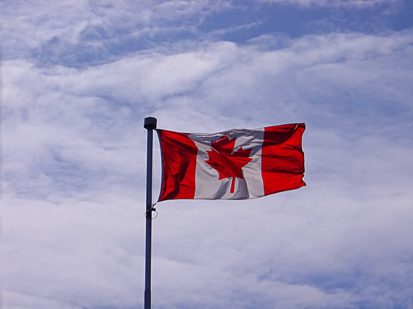 Flags in Canada: Flags observed in Canada.