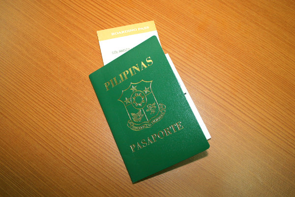 PASSPORT: my philippine passport