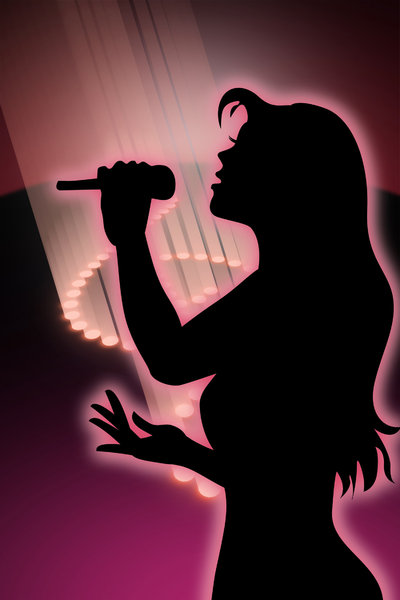 singing girl 3: a musically-themed graphic... hope you find it useful...!