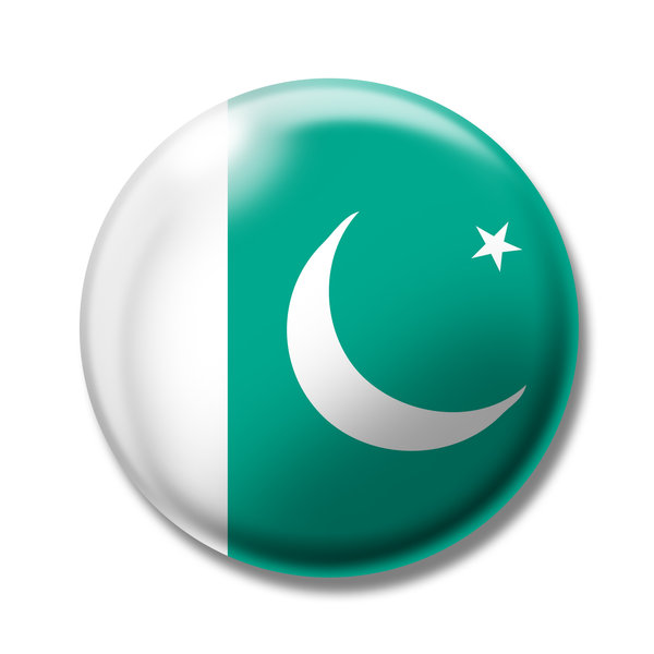 pakistan: flag of pakistan
