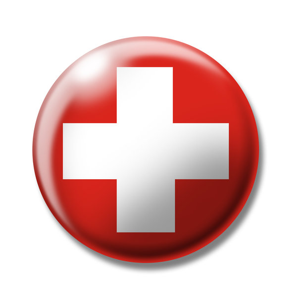 switzerland: swiss flag