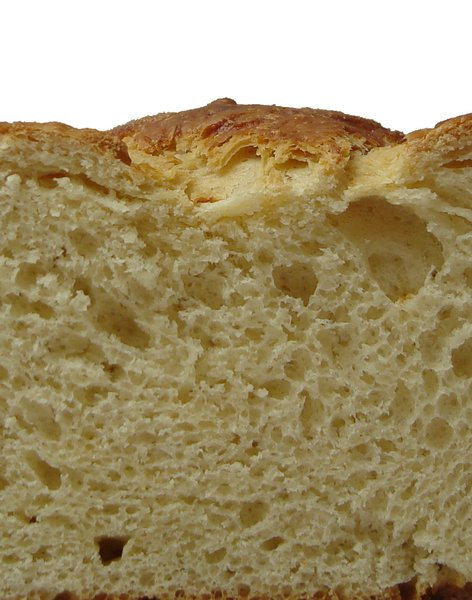 Freshly baked bread: home make bread
