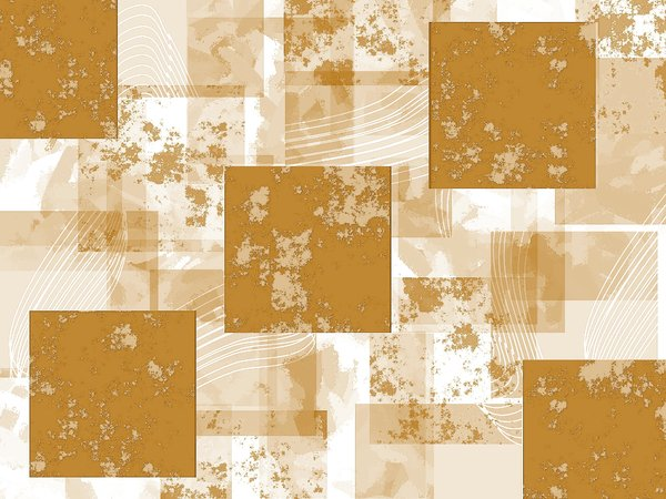 Grunge Background Squares: Grunge pattern. Useful for backgrounds, fills, textures, etc.