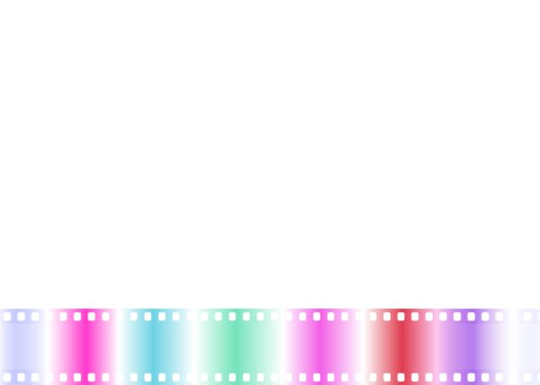 Film Strip Border 2: Variation on a film strip border.