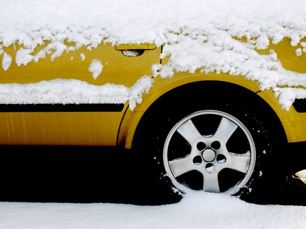 car: winter
