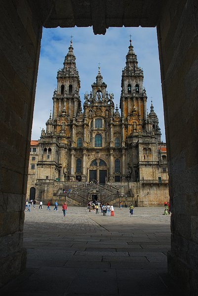Cathedral 3: Santiago de Compostela: The most important cathedral from Spain!