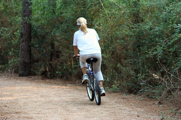 Bike Trail: Bike Rider