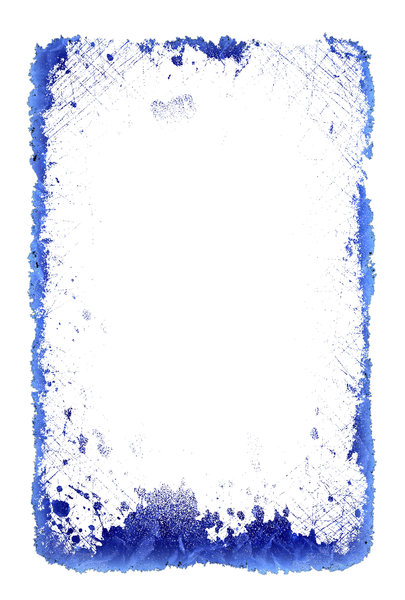 Blue Grunge: Blue Grunge Paper Border.Please visit my stockxpert gallery:http://www.stockxpert.com ..