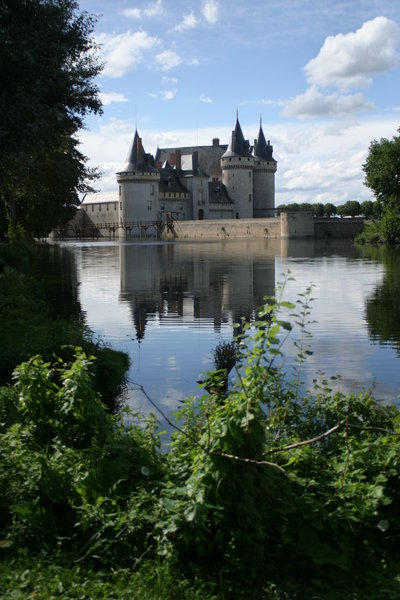ancient castle: Ancient castle in France